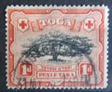 Poštovní známka Tonga 1897 Chlebovník Mi# 40