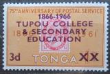 Poštovní známka Tonga 1966 Univerzita Tupou, 100. výročí Mi# 162