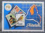 Poštovní známka Aitutaki 1984 Výstava AUSIPEX Mi# 539 Kat 6€