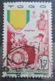 Poštovní známka Togo 1952 Vojenská medaile Mi# 219 Kat 7€