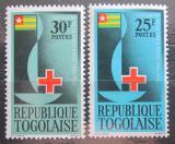 Poštovní známky Togo 1963 Mezinárodní červený kříž, 100. výročí Mi# 371-72