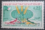 Poštovní známka Alžírsko 1963 Boj proti hladu Mi# 402