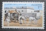 Poštovní známka Alžírsko 1969 Poštovní dostavník Mi# 523