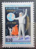 Poštovní známka Alžírsko 1969 Přistání na Měsíci Mi# 533