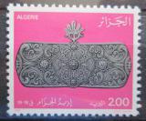 Poštovní známka Alžírsko 1983 Stříbrná přezka Mi# 818