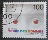 Poštovní známka Německo 1992 Dětská sociální péče Mi# 1585