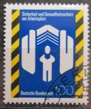 Poštovní známka Německo 1993 Zdraví a bezpečnost v práci Mi# 1649