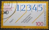 Poštovní známka Německo 1993 Nová PSČ Mi# 1659