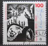 Poštovní známka Německo 1993 Umění, Hans Leip Mi# 1694