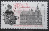 Poštovní známka Německo 1995 Wormský sněm Mi# 1773
