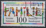 Poštovní známka Německo 1994 Mezinárodní rok rodiny Mi# 1711