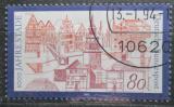 Poštovní známka Německo 1994 Staade milénium Mi# 1709