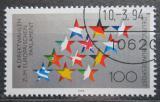 Poštovní známka Německo 1994 Volby do evropského parlamentu Mi# 1724