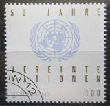Poštovní známka Německo 1995 OSN, 50. výročí Mi# 1804