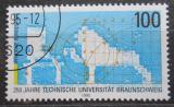 Poštovní známka Německo 1995 Technická univerzita Mi# 1783