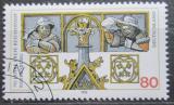 Poštovní známka Německo 1995 Řezno, 750. výročí Mi# 1786