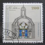 Poštovní známka Německo 1995 Johann Conrad Schlaun, architekt Mi# 1787