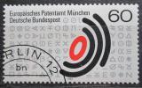 Poštovní známka Německo 1981 Evropský patentní úřad Mi# 1088