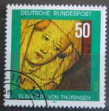 Poštovní známka Německo 1981 Svatá Alžběta Durynská Mi# 1114