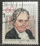 Poštovní známka Německo 1981 Elly Heuss-Knapp Mi# 1082