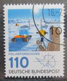 Poštovní známka Německo 1981 Polární výzkum Mi# 1100