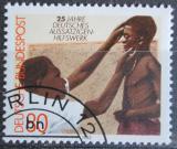 Poštovní známky Německo 1982 Pomoc malomocným Mi# 1146