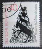 Poštovní známka Německo 1982 Umění, Dora Brandenburg-Polster Mi# 1120