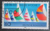 Poštovní známka Německo 1982 Kielský týden, 100. výročí Mi# 1132