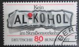 Poštovní známka Německo 1982 Bez alkoholu za volantem Mi# 1145