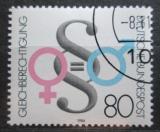 Poštovní známka Německo 1984 Rovnost práv mužů a žen Mi# 1230