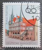Poštovní známka Německo 1984 Radnice, Duderstadt Mi# 1222