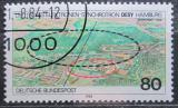Poštovní známka Německo 1984 Výzkumné centrum Mi# 1221