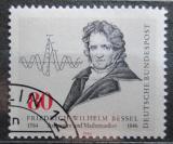 Poštovní známka Německo 1984 Friedrich Bessel, astronom Mi# 1219