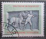 Poštovní známka Německo 1984 Neuss bimilénium Mi# 1218