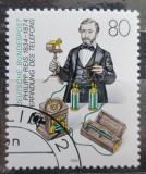 Poštovní známka Německo 1984 Philipp Reiss, fyzik Mi# 1198