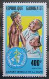 Poštovní známka Gabon 1990 Světový den zdraví Mi# 1063 Kat 4.60€