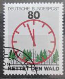Poštovní známka Německo 1985 Ochrana lesů Mi# 1253