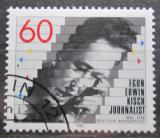 Poštovní známka Německo 1985 Egon Erwin Kisch, novinář Mi# 1247