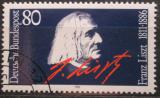 Poštovní známka Německo 1986 Franz Liszt Mi# 1285