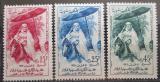 Poštovní známky Poštovní známky Maroko 1959 Král Mohammed V. Mi# 439-41