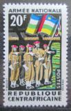 Poštovní známka SAR 1963 Národní obrana Mi# 35