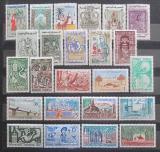Poštovní známky Tunisko 1959 Různé motivy TOP SET Mi# 516-39