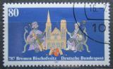 Poštovní známka Německo 1987 Brémské biskupství Mi# 1329