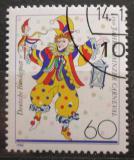 Poštovní známka Německo 1988 Míšeňský karneval Mi# 1349