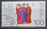 Poštovní známka Německo 1989 Umučení misionáři Mi# 1424
