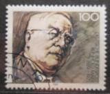 Poštovní známka Německo 1989 Reinhold Mayer, politik Mi# 1440