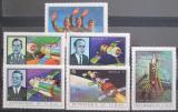 Poštovní známky Čad 1972 Sojuz 11 Mi# 450-55 Kat 11€