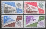 Poštovní známky Čad 1974 UPU, 100. výročí Mi# 704-07