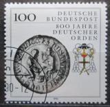 Poštovní známka Německo 1990 Germánský řád Mi# 1451