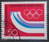 Poštovní známka Německo 1976 ZOH Innsbruck Mi# 875